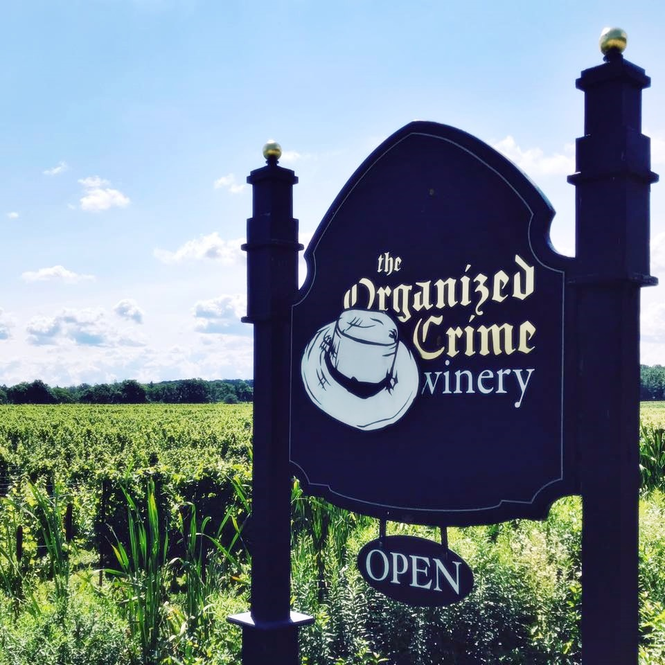 The Organized Crime Winery