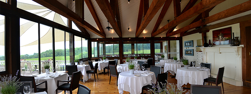 Vineland Estate Winery Restaurant